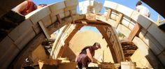 Guédelon is open to visitors from March 14th 2016 | Medieval Castle being built in modern times with medieval techniques