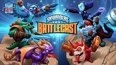 Skylanders Battlecast Details with Jason Inquires CoinOpTV Show