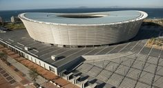 South Africa's Stadium for the World Cup