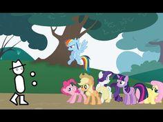 """Team Yume's Dramatis Lectio: """"Zero Punctuation: Equestria"""""""