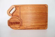 Tábua de artesanal em madeira (Marcas de cerveja) - Tudo para boteco