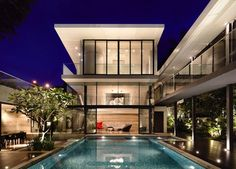 project andrew road residence 10 Spectacular Geometry Displayed by Andrew Road House in Singapore