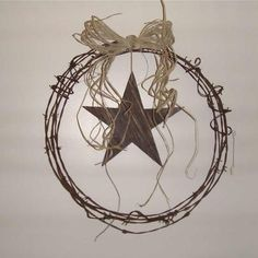 barb wire crafts ideas - Google Search