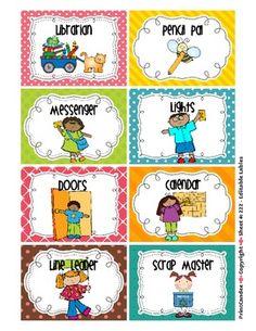 Free Classroom Helpers Owl and Kids Plus Clothespin Pencils Owl Classroom, Classroom Helpers, Classroom Labels, Classroom Freebies, Classroom Organisation, Classroom Displays, School Organization, Kindergarten Classroom, Future Classroom