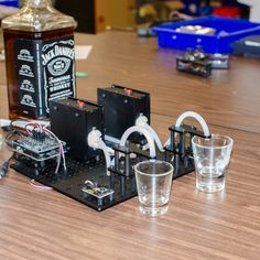 ShotBot - Arduino powered Pump Project