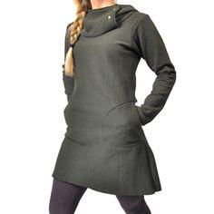 Hemp Sidewalk Hoodie. #fashion #dress 9thelm.com