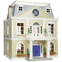 Give your children and their Calico Critters a charming place to play with the Calico Critters Cloverleaf Manor. Featuring three stories of fun with nine spacious rooms, including a cozy library and a