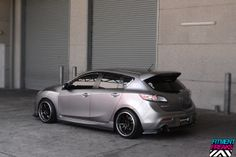 modified mazda 3 2012 - Google Search Mazda 3 Hatchback, Mazda 3 Sedan, Mazda 3 2012, Mazda Mps, Mazda 3 Sport, Car Goals, Lady Grey, Future Car, Car Accessories