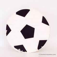 Balón de fútbol Piñata, para los deportistas! En Fiestas Coquetas!