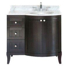 Empire Industries Malibu 100 Single Bathroom Vanity - 36W inches - EPR202