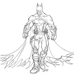 Free Printable Batman Coloring Pages For Kids Coloring Pages