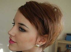 30 Simple Hairstyles For Short Hair