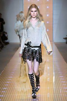Spring 2013 Versace