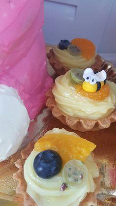 Babeczka z pszczółką