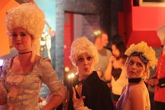 Rococo Party at Galapagos (Sat, March 28) - Dumbo NYC