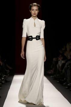 Carolina Herrera Fall Winter Ready To Wear 2013 New York. Love this dress!!!!!