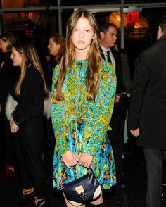 Celebrating Monogram with Louis Vuitton - Mia Goth