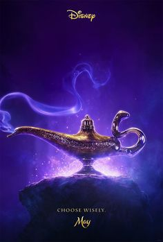 Watch the Aladdin 2019 trailer from Walt Disney Pictures. Will Smith plays the Genie in the live action remake of Aladdin. Aladdin Release Date May 2019 Aladdin Film, Disney Aladdin, Watch Aladdin, Disney Live, Genie Aladdin, Aladdin Art, Disney Fun, Disney Magic, Aladdin