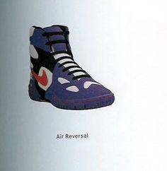 bg hit Vintage shoes wrestling