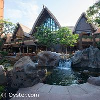 Grounds at the Aulani, a Disney Resort & Spa