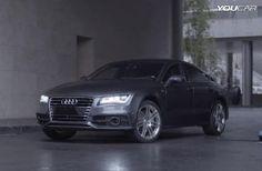 Dando uma espiadinha: Sistema automático da Audi para estacionamento...