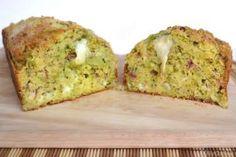 » Plumcake salato salame e broccoli Ricette di Misya - Ricetta Plumcake salato salame e broccoli di Misya
