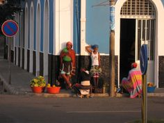 MIndelo; on our way across the Atlantic two years ago.