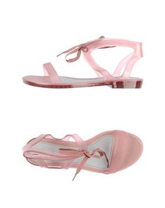 aa18d897528d I found this great MELISSA + JASON WU Sandals for  45 on yoox.com.