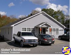 Good Food Dining at Mom & Pop Restaurants on the popular Snowbird RV Routes Pops Restaurant, Cooking Restaurant, Sisters Restaurant, Nashville Vacation, True Homes, East Coast, Day Trips, Tennessee, Rv