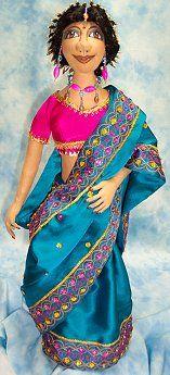 Maharani Amala by Raggedy Stitches (Michelle Pearson)