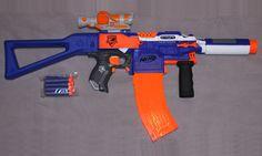 Nerf Games, Nerf Toys, Lego Craft, Toy Craft, Nerf Rifle, Arma Nerf, Modified Nerf Guns, Cool Nerf Guns, Kids Army