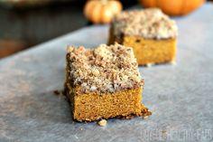 Pumpkin Spice Coffee Cake {Pumpkin Recipes}