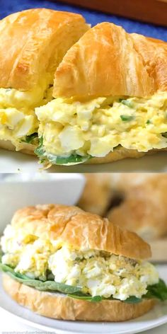 Best Egg Recipes, Best Sandwich Recipes, Best Salad Recipes, Keto Recipes, Cooking Recipes, Healthy Recipes, Sandwich Ideas, Healthy Food, Recipes For Appetizers