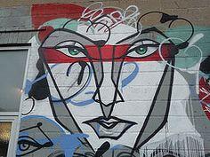 Toronto 2014 (bella.m) Tags: streetart toronto ontario canada art graffiti mural chou urbanart anser mysteriousdate