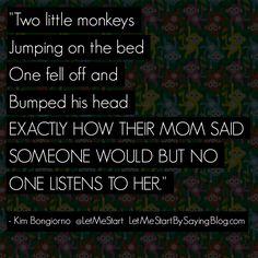 Motherhood and bedtime, in a nutshell by @letmestart | parenting humor