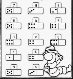 1st Grade Math Worksheets, First Grade Math, Mega Math, Free Printable Puzzles, Math Sheets, Common Core Math Standards, Grande Section, Math Addition, Learning Numbers