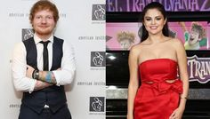 Selena Gomez and Ed Sheeran Enjoyed Together in Front of Justin Bieber