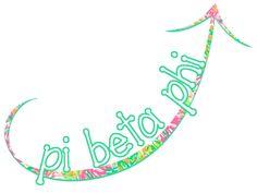 Pi Phi arrow