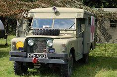 Land Rover Ambulance   por bubbles44