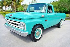 1961-Ford-F-100-Restomod-4x4-A-C-Simply-Gorgeous-Pickup