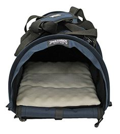 Sturdi Products SturdiBag Pet Carrier, Large, Navy ** Want additional info? Click on the image. #CatCarriersStrollers