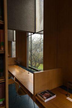 Arne Jacobsen, Steve De Vriendt · St. Catherine's College by Arne Jacobsen