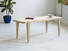 Oslo Land Coffee Table by Studiomoe on Etsy, $625.00