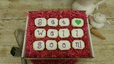 'Get Well Soon' Cookie-gram!