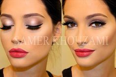Simplicity at its finest makeup by Samer khouzami makeup artist