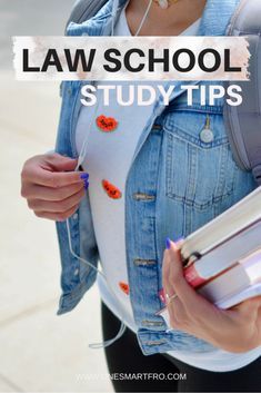 Find tips to help you pass law school with these law school study tips.
