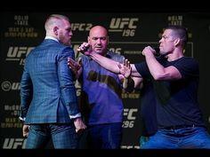 UFC 202 CONOR MCGREGOR VS. NICK DIAZ 2 PRESS CONFERENCE VIDEO - REAL COMBAT MEDIA