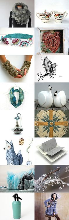 Winter by Janet Mealha on Etsy--Pinned with TreasuryPin.com