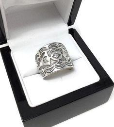 ba1518eba Sterling - Size 9 - Sterling Silver Ring - Ladies Sterling Silver Ring -  Sterling 925 - Hallmarked Ring