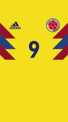 COLOMBIA 🇨🇴 James Rodrigez, Soccer Kits, Real Madrid, Fifa, Artsy Fartsy, Football, Russia, Wallpapers, Sport